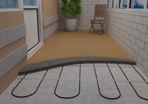 Обогрев балкона и лоджии как дополнительных жилых зон